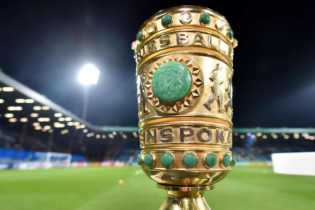 Saarbrücken Leverkusen Dfb Pokal